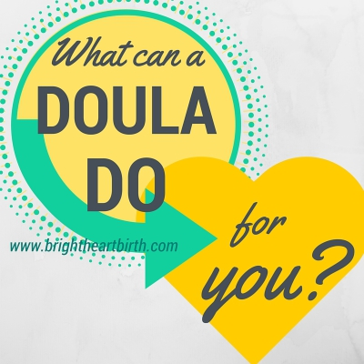 What CAN a doula do for YOU? Part II: Postpartum Doulas Do That